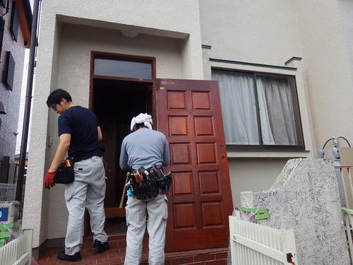 川口市 玄関ドアを新しくするならリクシル リシェントが断然おすすめ♪