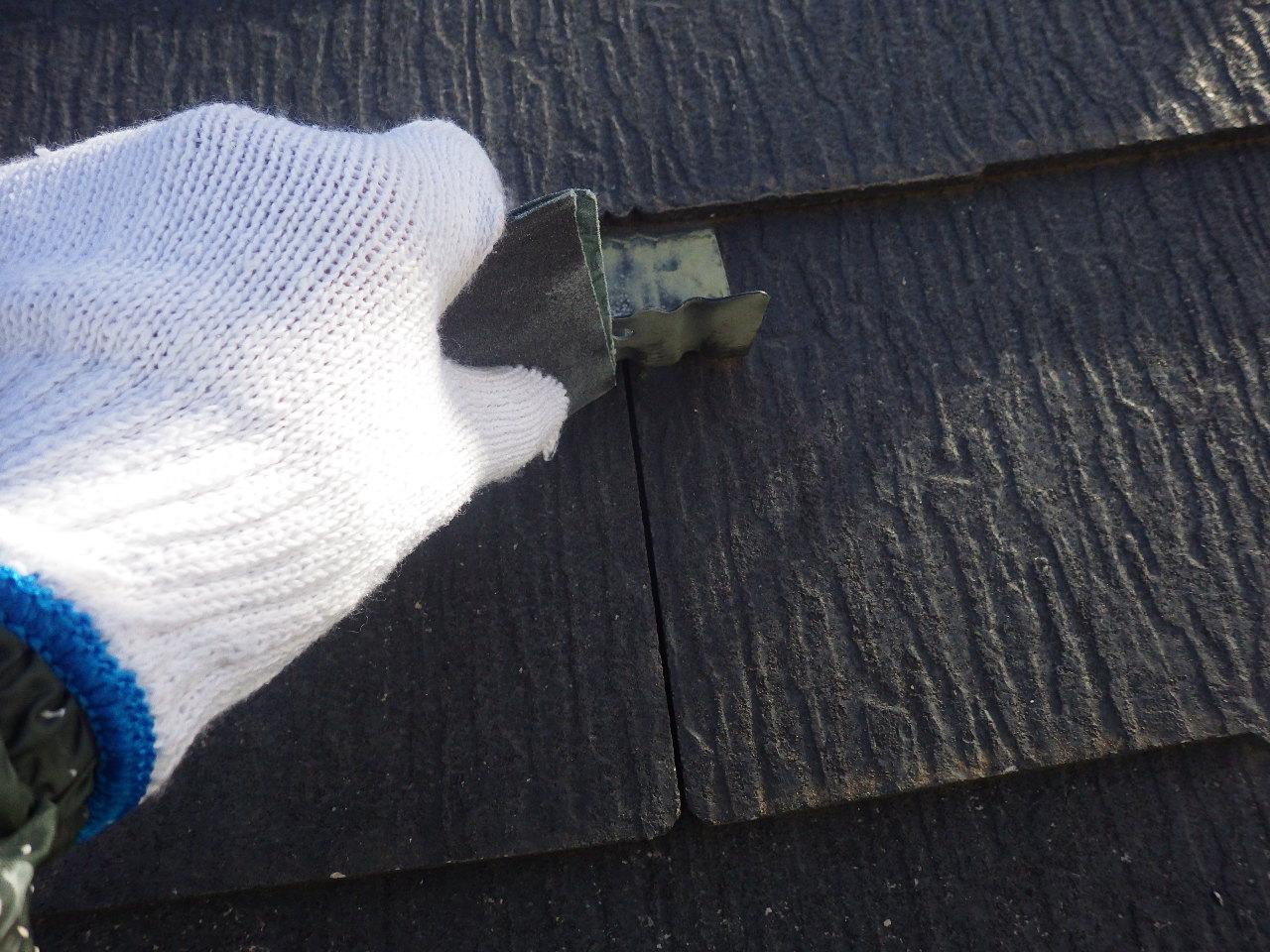 屋根塗装でタスペーサーって何?