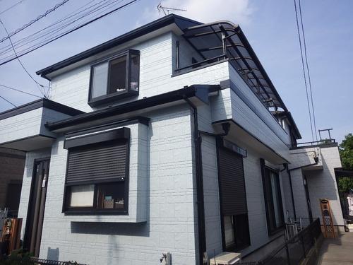 屋根外壁フッ素塗装!シーリングも高耐候で費用対効果抜群!!