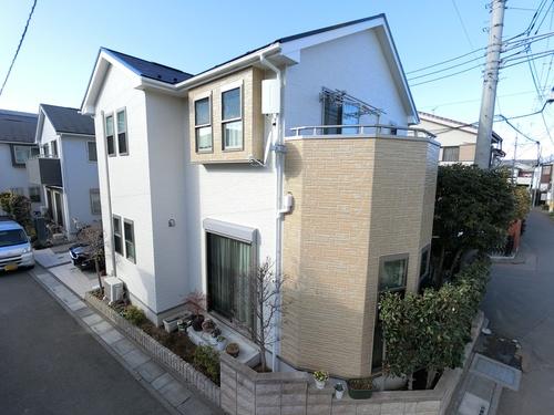 築10年 超高耐侯プラン!屋根・外壁フッ素塗装&シーリングはイクシード!