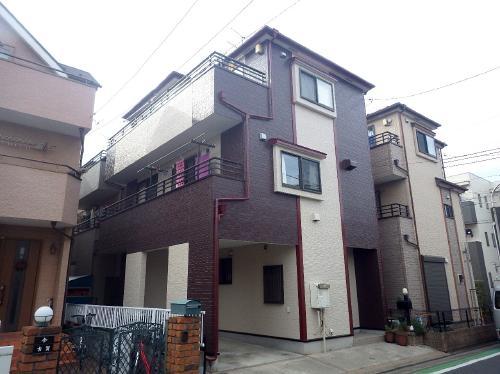 屋根/外壁/付帯部 ALLフッ素で超高耐候仕上げ!