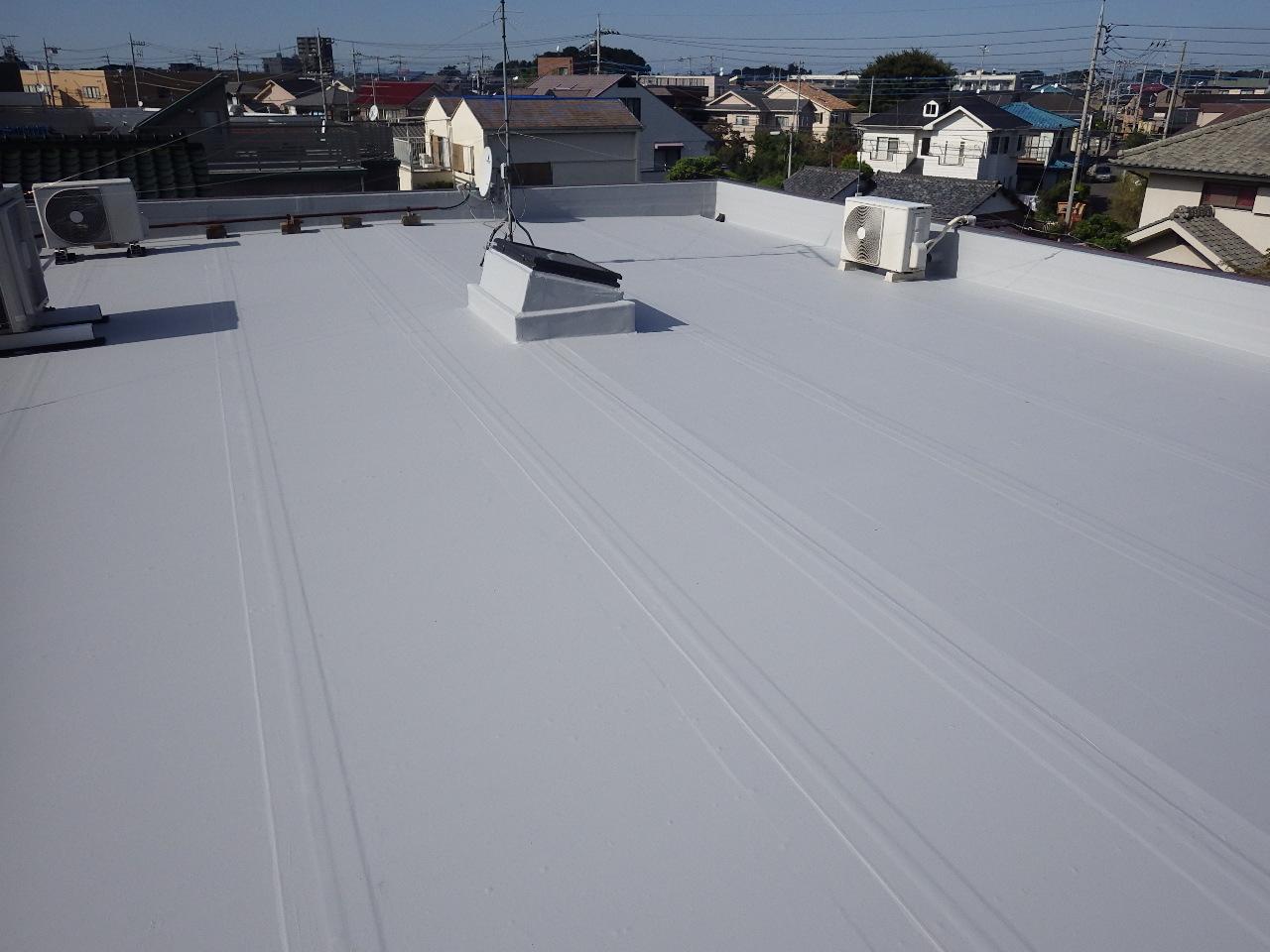 お家を守るために防水は重要!シート防水の改修もN&Nにお任せ!