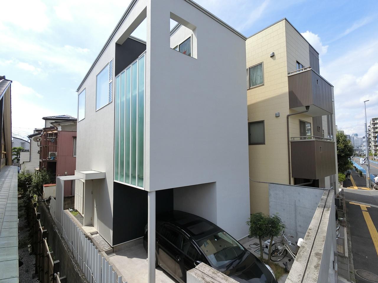外壁クラック補修+上品艶消し塗装!屋根はキルコで遮断熱塗装!
